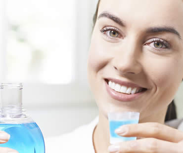 Mouthwash Does More Than Freshen Breath